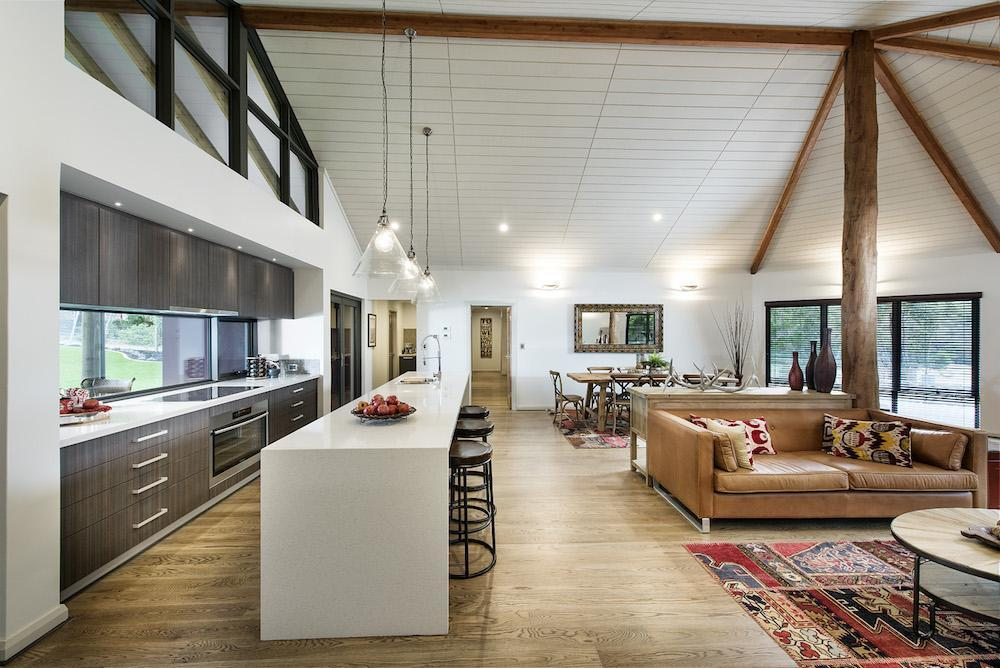 Country style home - The Rural Building Co