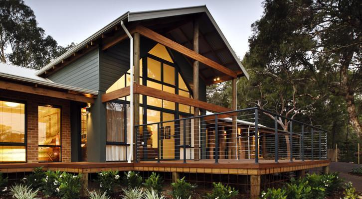 Homestead style homes australian homestead designs for Bush house designs