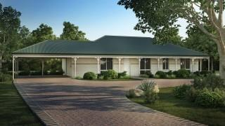 Tambellup Farmhouse 4874