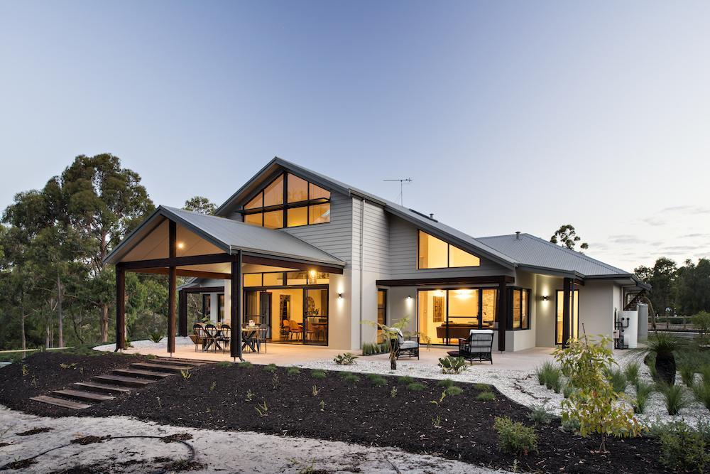 Rural home in Western Australia - The Rural Building Co