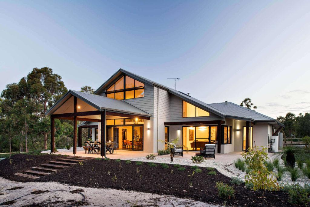 2015 south west mba awards the rural building co for Building a house for 250k