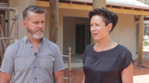 Rural Building Co - Couple on building site
