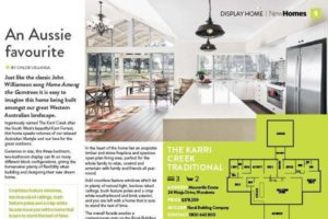 Rural Building Co - Display Home article