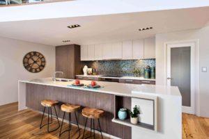 Rural Building Co - Contemporary Minimalist Kitchen