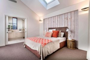 Rural Building Co - The Quedjinup - bedroom with double ensuite