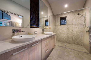 Rural Building Co - The Quedjinup - double volume bathroom