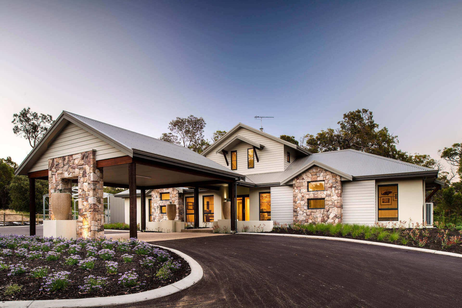 Rural home builder wa the rural building company for House design company