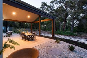 Rural Building Co - The Quedjinup - patio