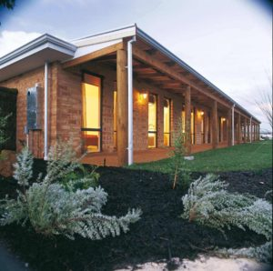 The Durack home exterior - Rural Building Co