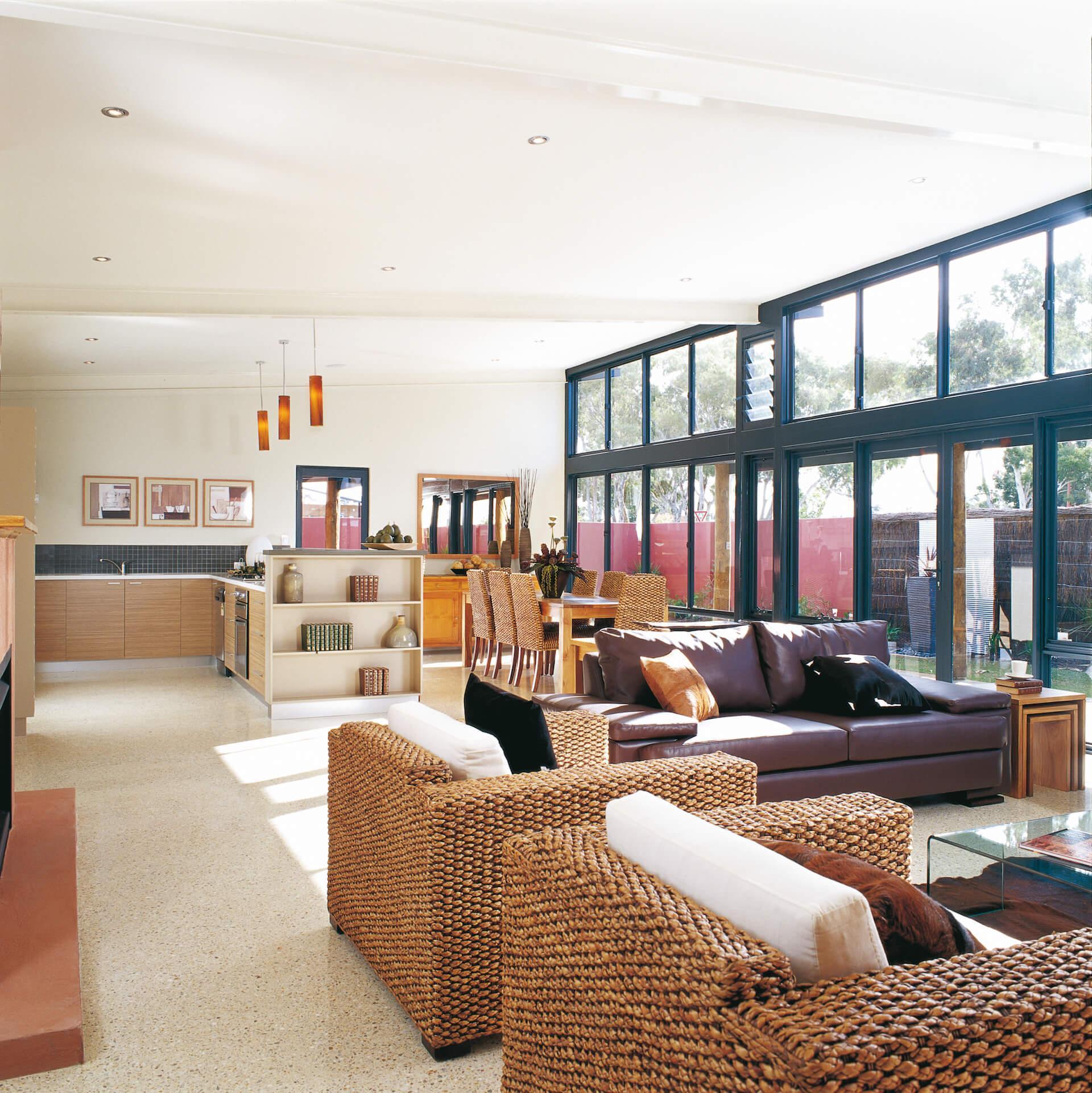 Verandah House Designs Skillion Alfresco Home Designs