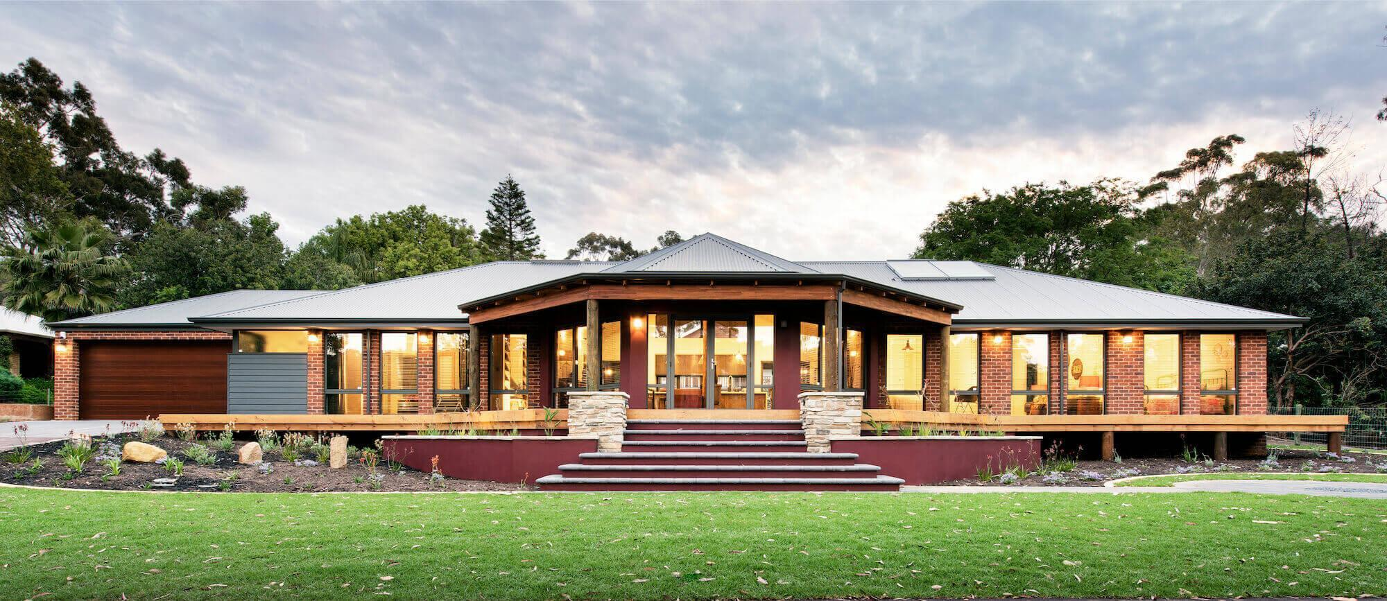 Rural home builder wa the rural building company for Home designs victoria