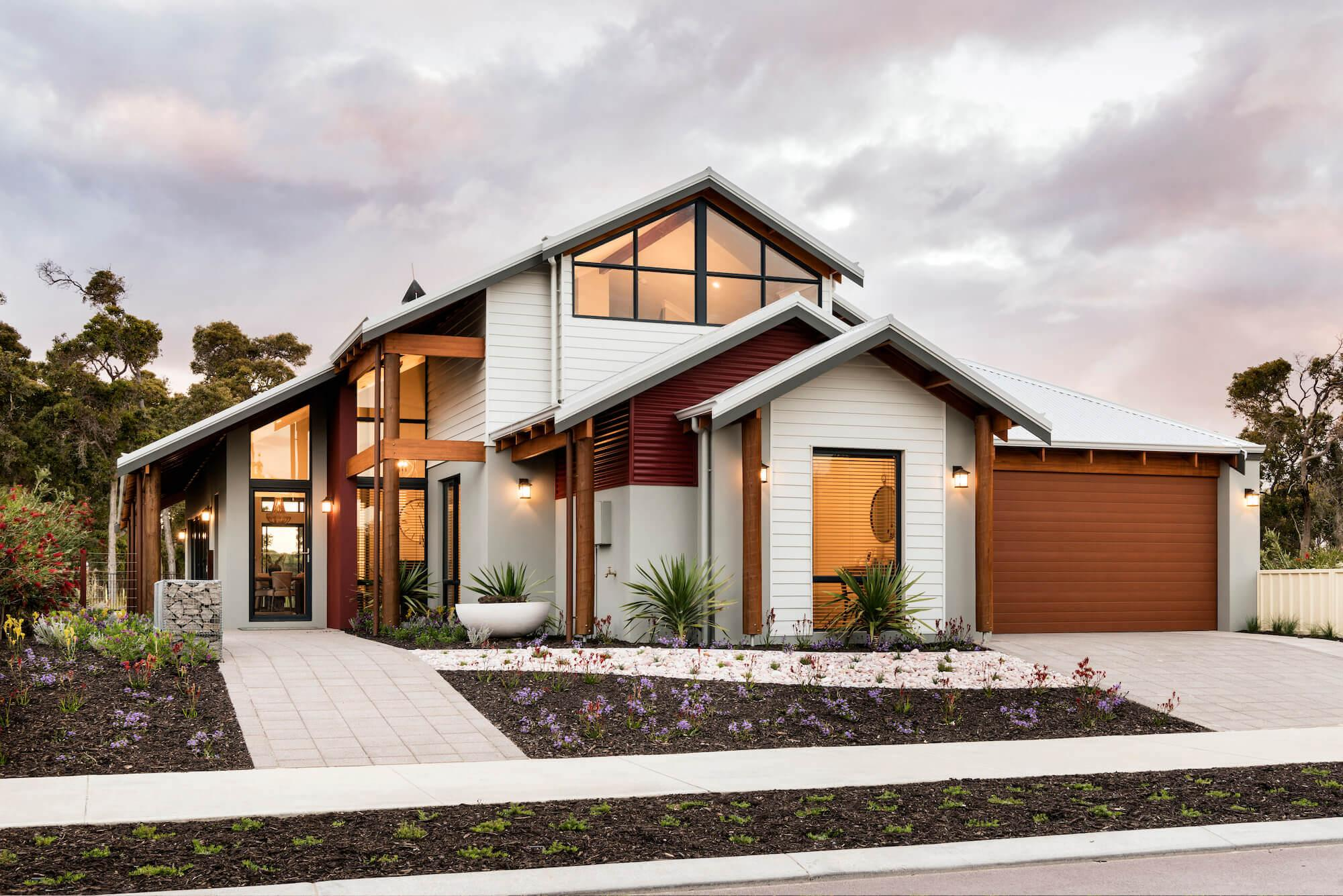 Home Designs The Rural Building Co